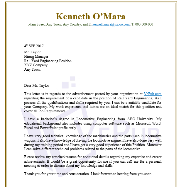 cover letter optometry - Koran.ayodhya.co