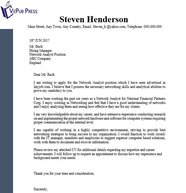 Audiologist Technician Cover Letter | Business Service | Vepub